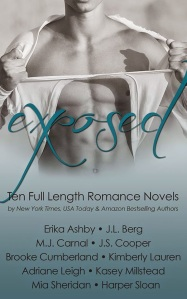 Exposed-Book Cover