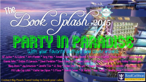 booksplash party in paradise
